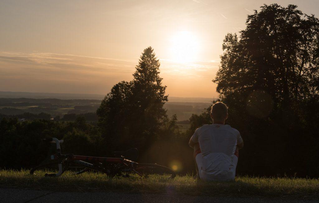 Fotoshooting N° 2 – Rennrad mit Robert Wimmer