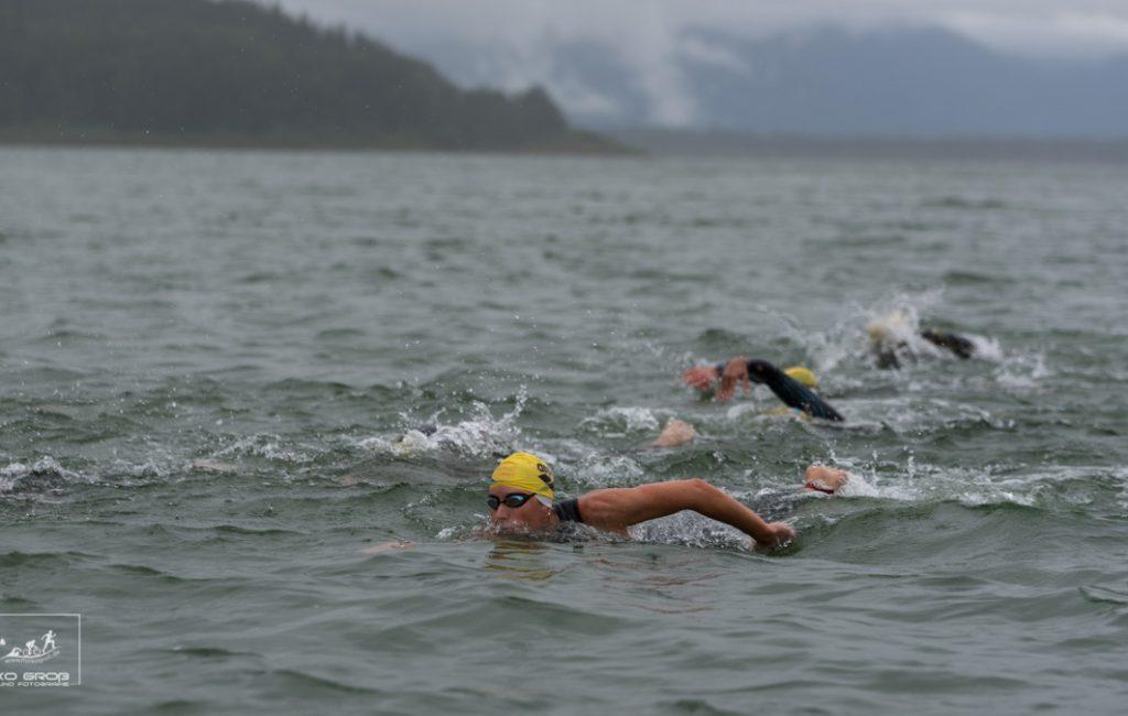 4. Chiemgau Thermen Langstreckenschwimmen im Simssee