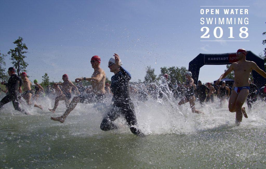 Freiwasserschwimmen in der Kalenderansicht